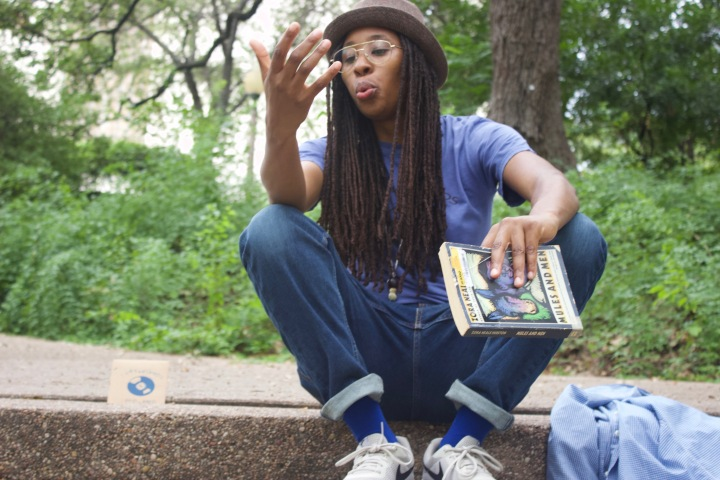 Designing for the future with Tameika L.Hannah